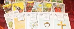 I tarocchi a 25 carte, le loro origini e come si leggono