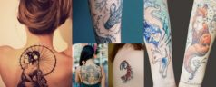 I tatuaggi di moda nel 2017